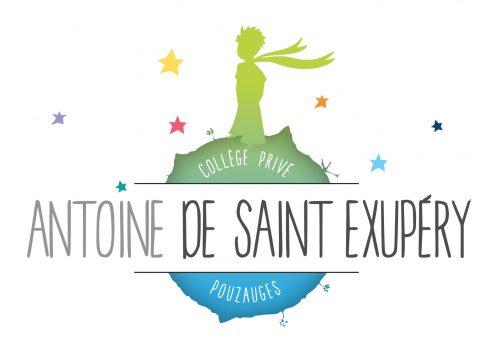 logo College Prive A. De Saint-exupery