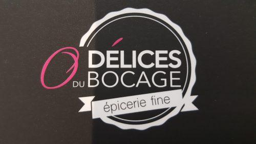 logo O'delices Du Bocage