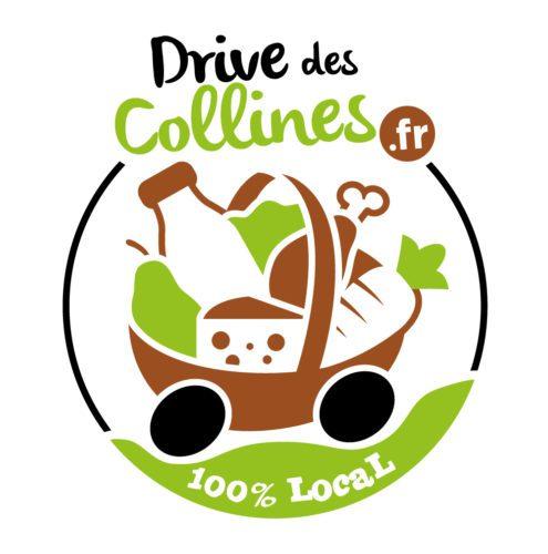 logo Drive Des Collines
