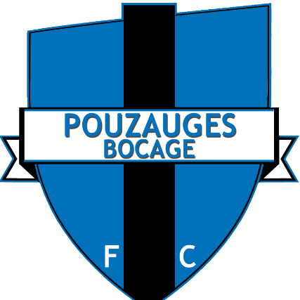 logo Pouzauges Bocage Football Club Vendee