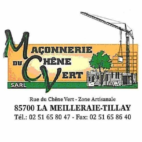 logo Sarl Maçonnerie Du Chêne Vert (mcv)