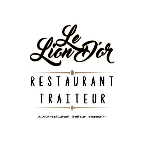 logo Restaurant Traiteur Le Lion D'or
